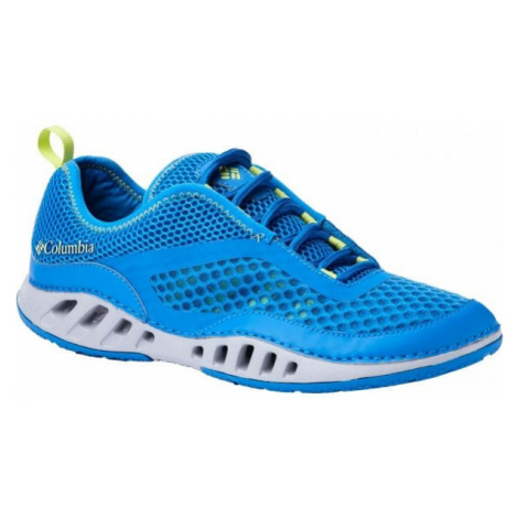 Columbia DRAINMAKER 3D blue - Men's multisports boots