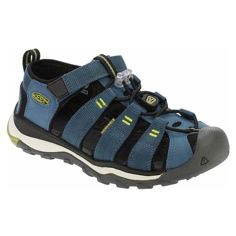 shoes Keen Newport Neo H2 - Legion Blue/Moss