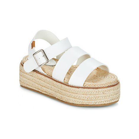 Coolway RANMA women's Sandals in White