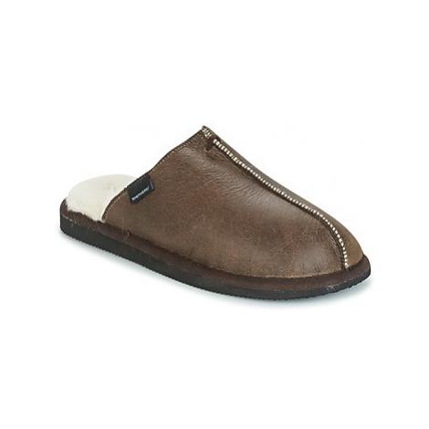 Shepherd HUGO men's Slippers in Brown