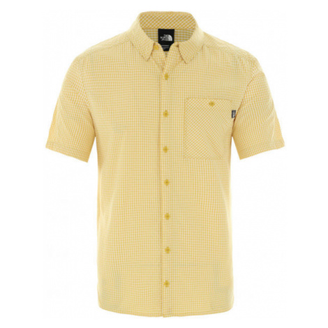 The North Face HYPRESS ST yellow - Men's shirt