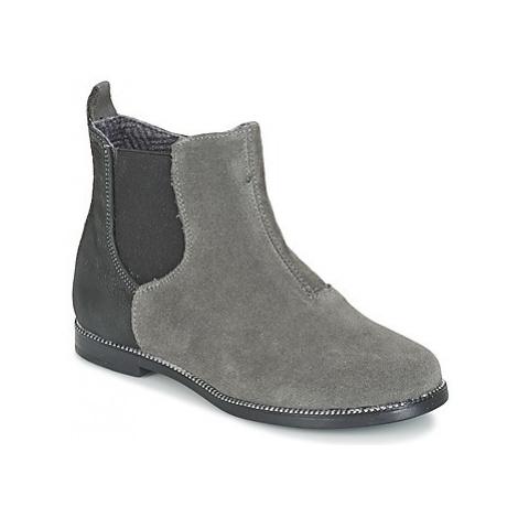 Primigi VIOLANTE 1 girls's Children's Mid Boots in Grey