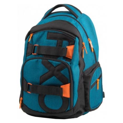 Oxybag OXY STYLE blue - School backpack