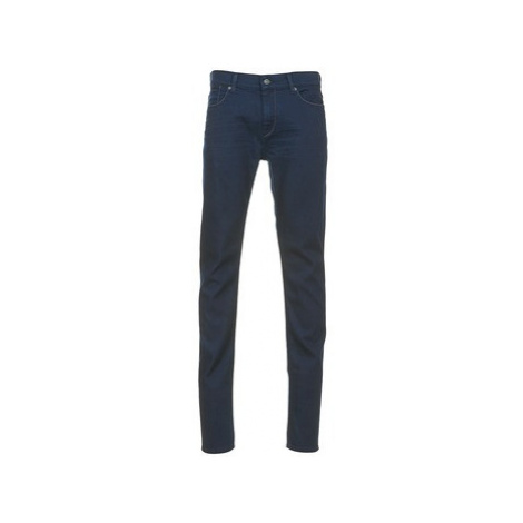 7 for all Mankind RONNIE men's Skinny Jeans in Blue