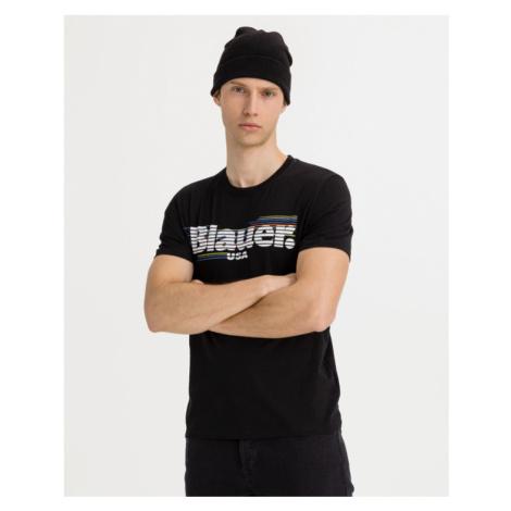 Blauer T-shirt Black
