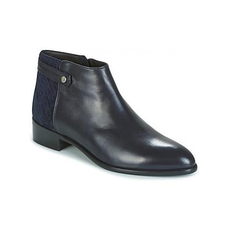 Heyraud FIDJI women's Mid Boots in Blue