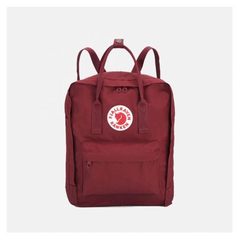 Fjallraven Women's Kanken Backpack - Ox Red Fjällräven
