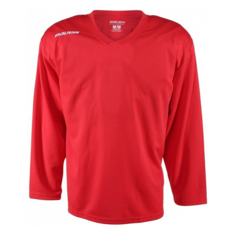Bauer 200 JERSEY YTH red - Children's ice hockey jersey