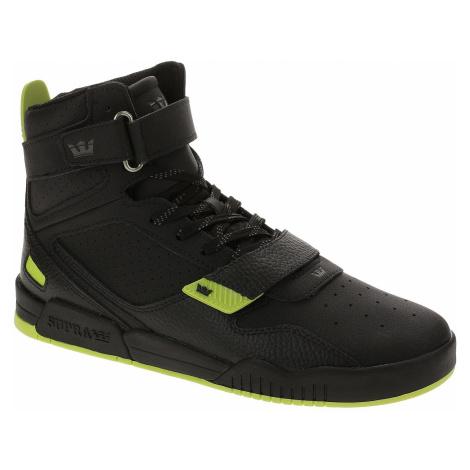 shoes Supra Breaker - Black/Lime/Black - men´s