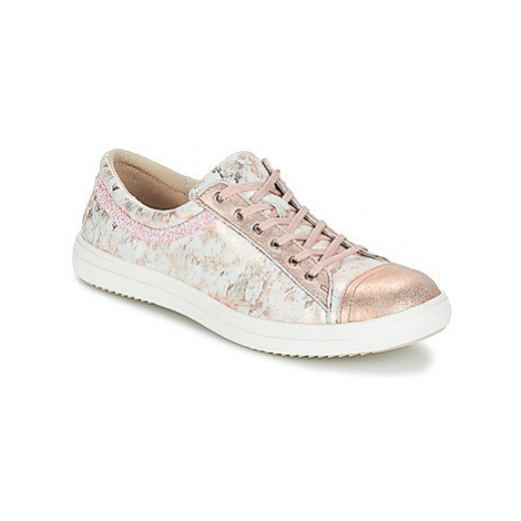 GBB GINA girls's Children's Shoes (Trainers) in Pink