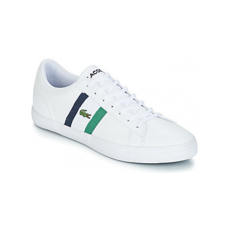 Lacoste LEROND 119 3 men's Shoes (Trainers) in White