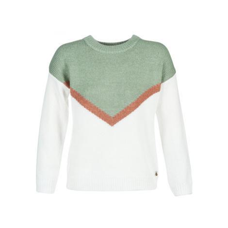 Roxy TRIP FOR TWO women's Sweater in White