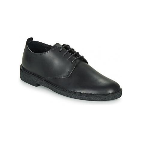 Clarks DESERT LONDON men's Casual Shoes in Black