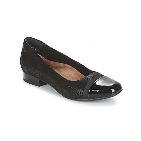 Clarks KEESHA ROSA men's Shoes (Pumps / Plimsolls) in Black