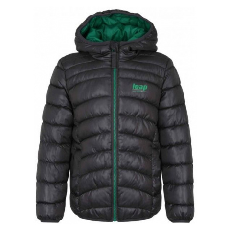 Loap INFERY black - Kids' jacket