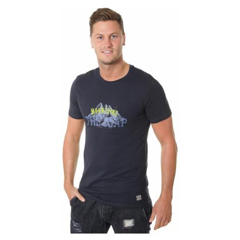 T-Shirt Loap Busto - I18I/Blue Depth - men´s