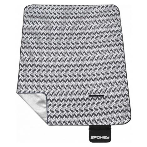 Spokey PICNIC ETNO white - Picnic blanket