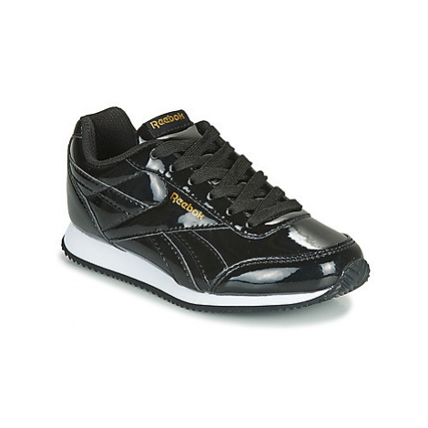 Reebok Classic REEBOK ROYAL CLJOG 2 girls's Children's Shoes (Trainers) in Black