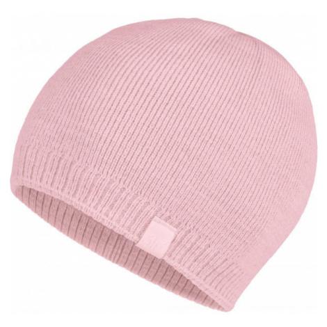 4F CAP pink - Women's cap