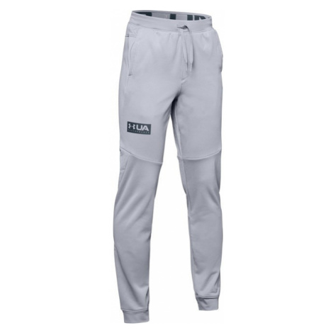 Under Armour Game Time Fleece Pant-GRY