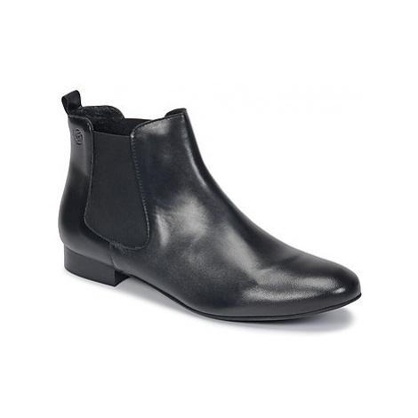 Betty London HYBA women's Mid Boots in Black