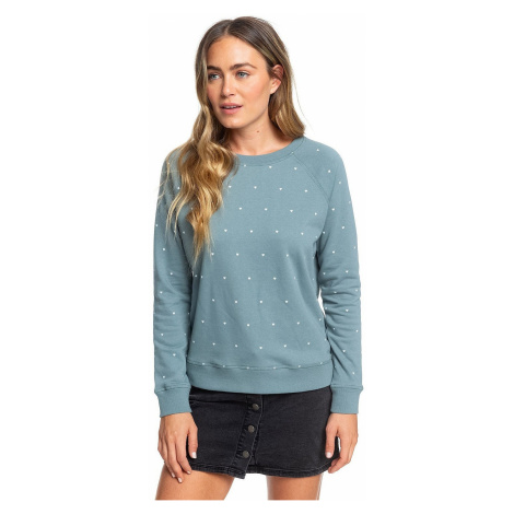 sweatshirt Roxy Night Is Young - BLN7/Trooper Sweet Heart - women´s