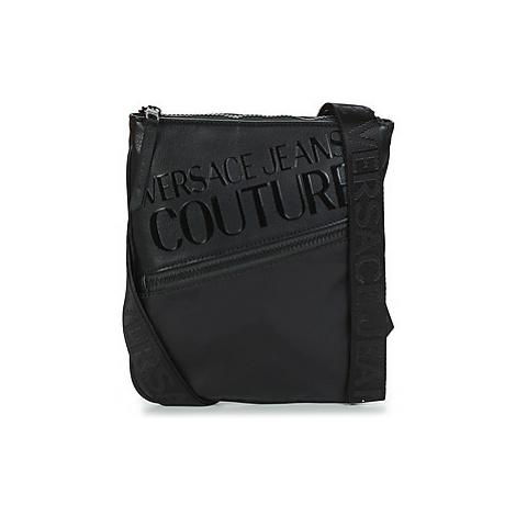Versace Jeans Couture E1YUBB22 men's Pouch in Black