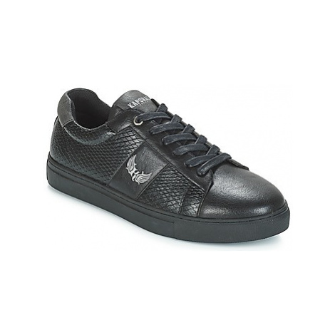 Kaporal OZO men's Shoes (Trainers) in Black