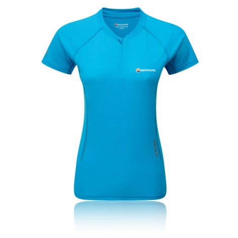 Montane VIA Snap Zip Women's Running T-Shirt