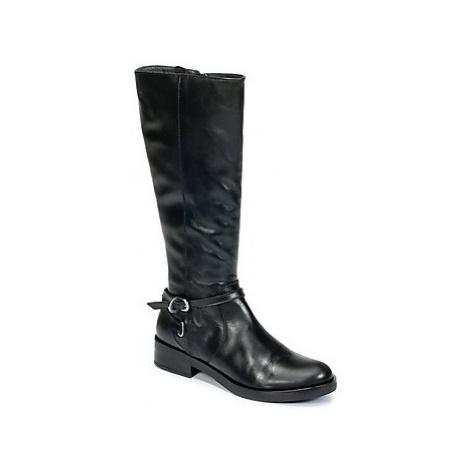 Betty London HIVANE women's High Boots in Black