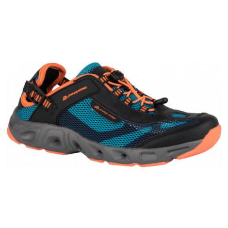 ALPINE PRO BALLOT black - Men's sports shoes