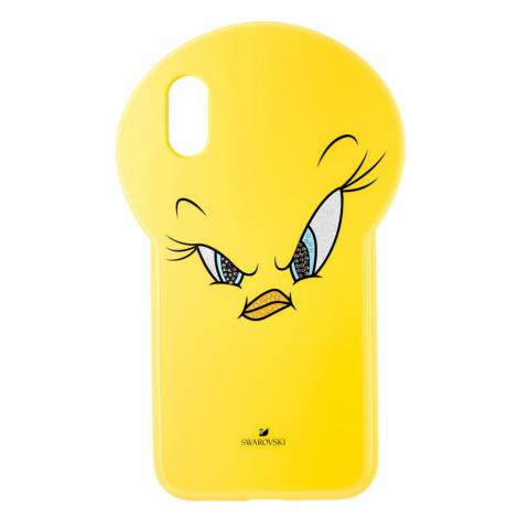 Looney Tunes Tweety Smartphone Case, iPhone® X/XS, Yellow Swarovski