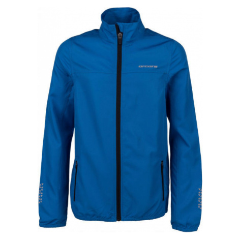 Arcore WYN blue - Children's running jacket