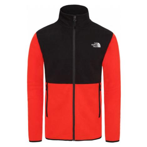 The North Face TKAGLCR FZJKT black - Men's sweatshirt
