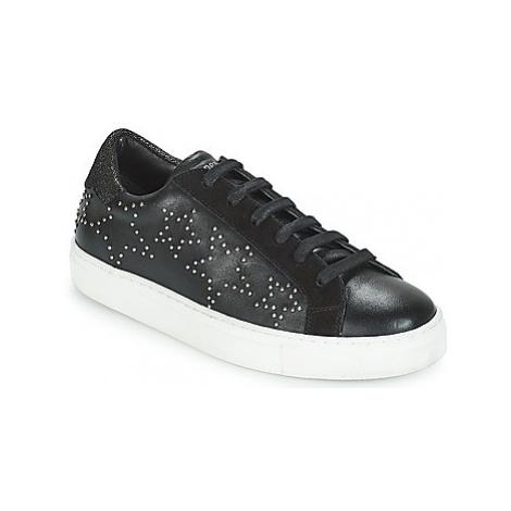 Les Tropéziennes par M Belarbi NIGEL women's Shoes (Trainers) in Black
