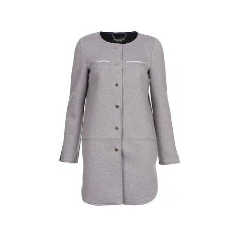 La City FLORA women's Coat in Grey