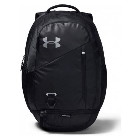 Under Armour HUSTLE 4.0 BACKPACK black - Backpack