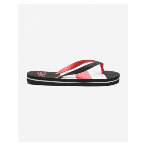 Sam 73 Flip-flops Black Red