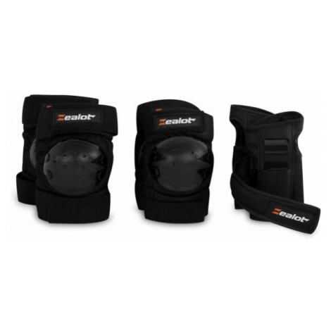Zealot BLACK SET INLINE - In-line protectors