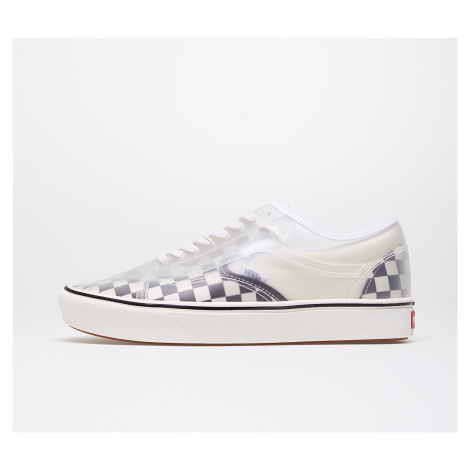 Vans ComfyCush Slip-Skool (Checkerboard) Black/ White