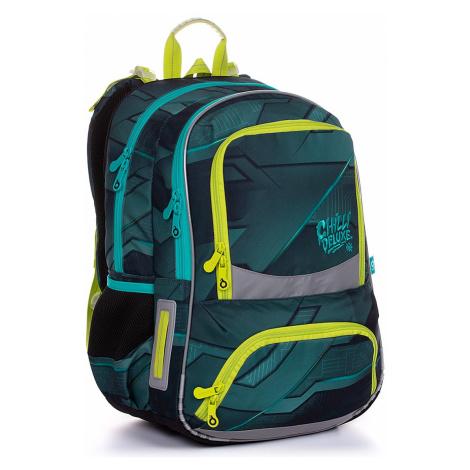 backpack Topgal NIKI 20022 - B/Gray - boy´s