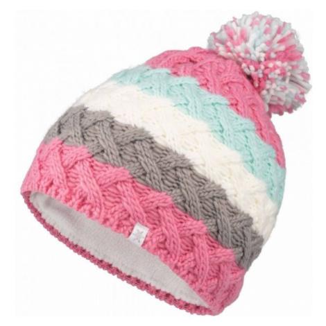 Lewro DENALI - Girls' knitted hat