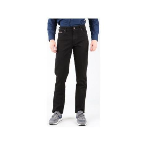 Wrangler Texas Stretch W12109004 men's Jeans in Black