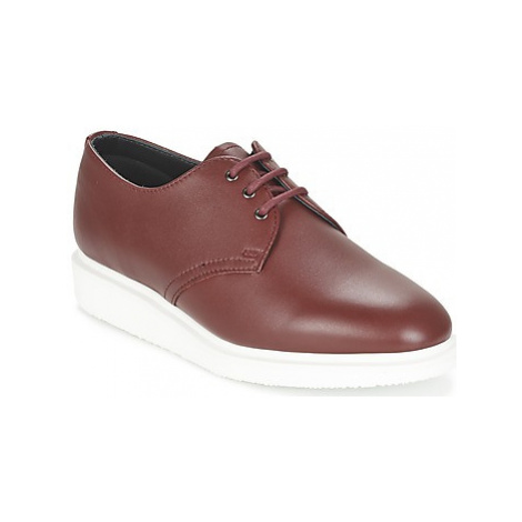 Dr Martens TORRIANO women's Casual Shoes in Red