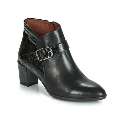 Hispanitas RITA women's Low Ankle Boots in Black