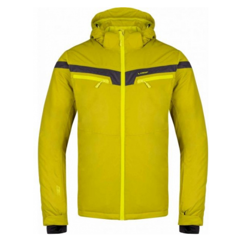 Loap FOSEK yellow - Men's winter jacket