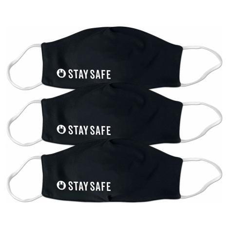 EMP - Stay Safe - Bundle - Mask - black