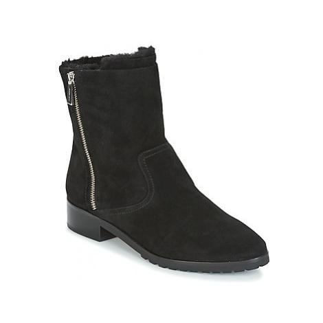 MICHAEL Michael Kors ANDI FLAT BOOTIE women's Mid Boots in Black