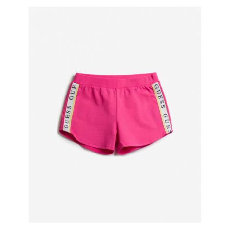 Guess Kids Shorts Pink