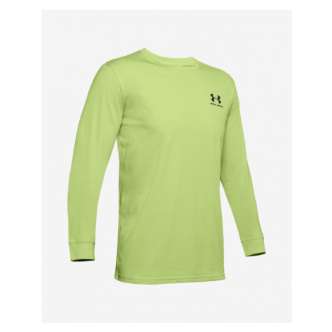 Under Armour Sportstyle T-shirt Yellow